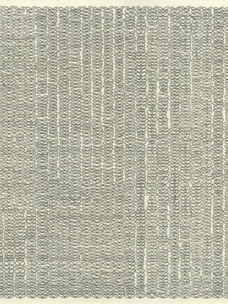 Untitled (Knit Stitches Drawing), 2011 Anna Maltz