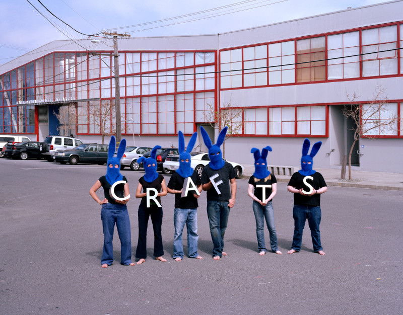 Invisible Crafts