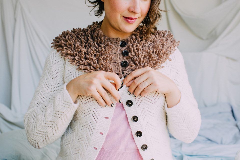 Teenguin Cardigan